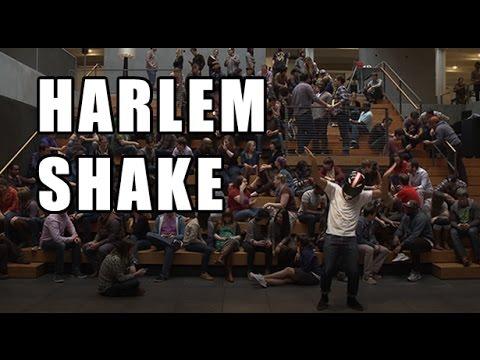 TOP 5 HARLEM SHAKE VIDEOS