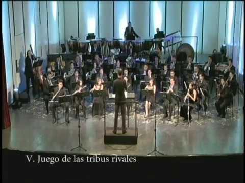 Banda Sinfónica Metropolitana de Quito  - La Consagración de la Primavera, Igor Stravinski