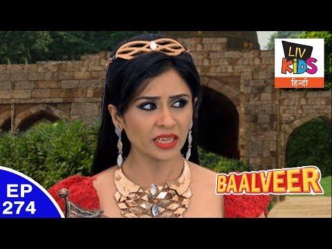 Baal Veer - बालवीर - Episode 274 - Bhayankar Pari Cons Naraz & Taraz