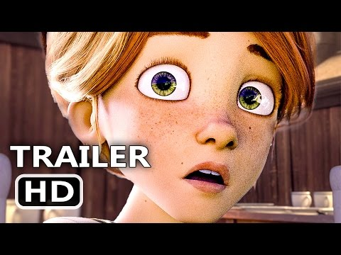 Thumbnail: LEAP Official Trailer (2017) Elle Fanning Animated Movie HD