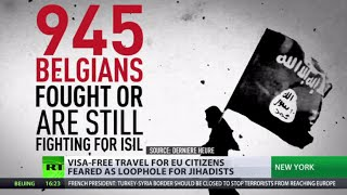 Visa-free travel to US for EU citizens feared as loophole for jihadists