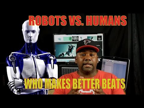 Robots VS  Human Music Producers