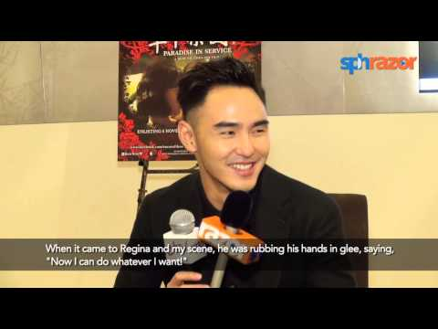 Ethan Ruan was worried about sex scene