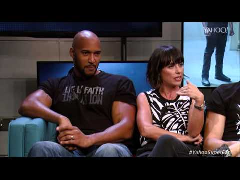 'Agents of S H I E L D '  Constance Zimmer's 'Superpower of Sass'