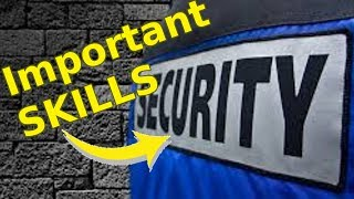 Get a SECURITY Job: The MOST IMPORTANT SKILL to Show Up With