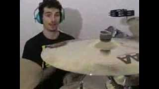 Slayer - Angel Of Death - Drum Cover -