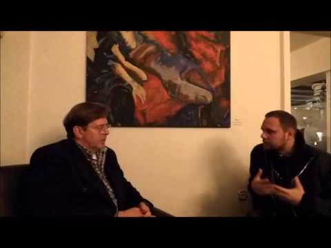 """Interview mit Dr. Udo Ulfkotte """"Gekaufte Journalisten"""" Teil 2 - ADIMLAR Europa"""