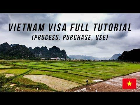 Vietnam Visa Full Tutorial (Process, Purchase, Use)