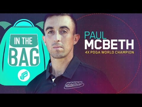 "Paul McBeth ""In the Bag"" 2016"
