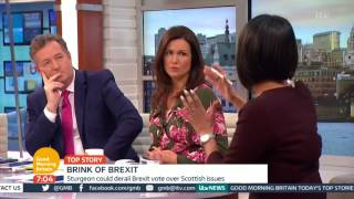 Could Brexit Result In Scottish Independence? | Good Morning Britain