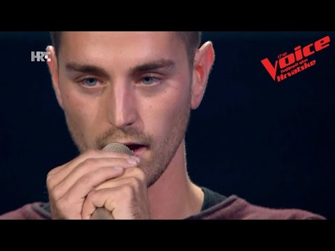 "Marjan Slavica: ""Do I Wanna Know?"" - The Voice Of Croatia - Season2 - Blind Auditions5"