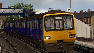 LET`S TEST Train Simulator 2014 / The Riviera Line: Exeter-Paignton Route Add-On