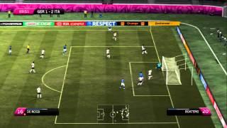 FIFA 12 (UEFA Euro 2012): 28.06 - Сим. 1/2 финала