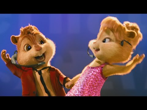 Girl Crush (Little big Town) - Alvin and the chipmunks + Lyrics english