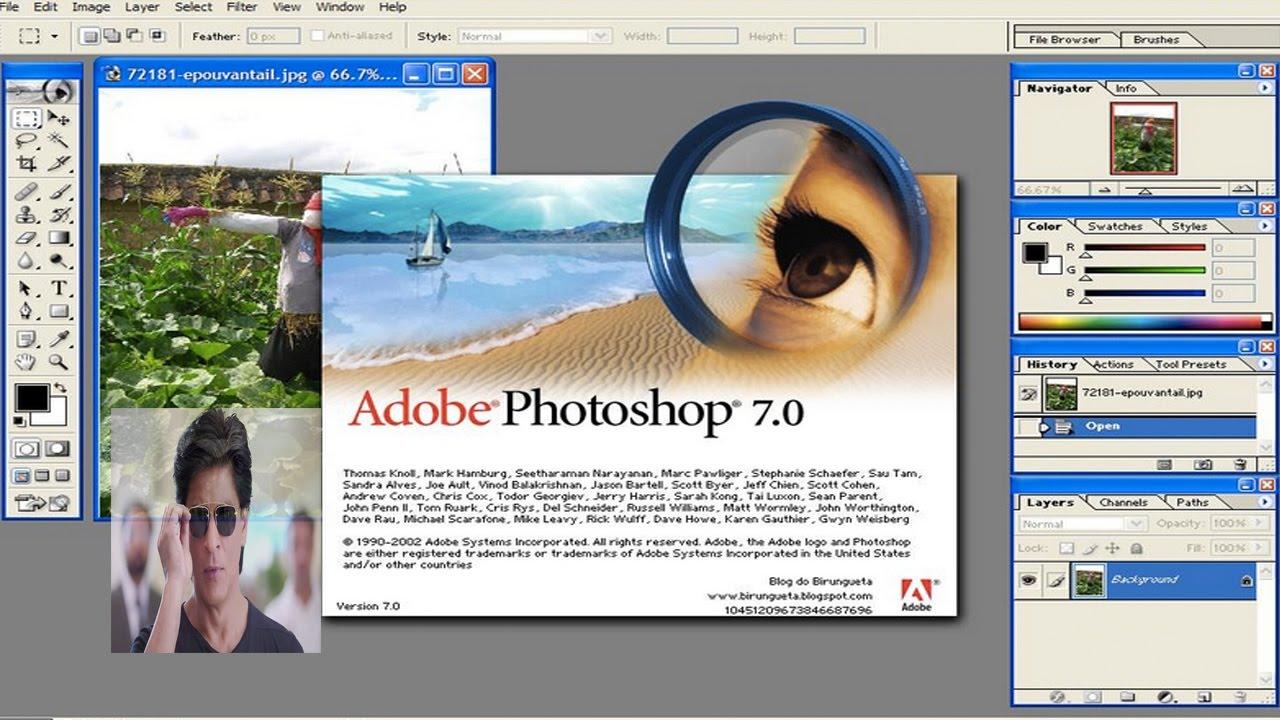 adobe photoshop tutorial full hd video youtube rh youtube com Adobe Photoshop Logo Adobe Photoshop CC