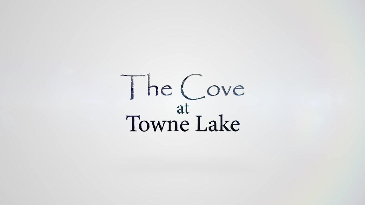 Stone Martin Builders The Cove at Towne Lake video