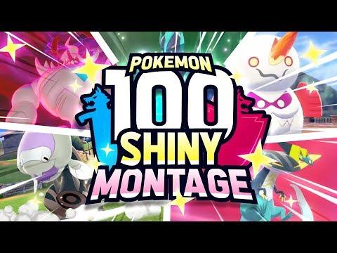 100 EPIC SHINY