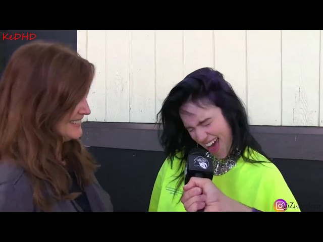 Billie Eilish Best Funny Moments and Interviews