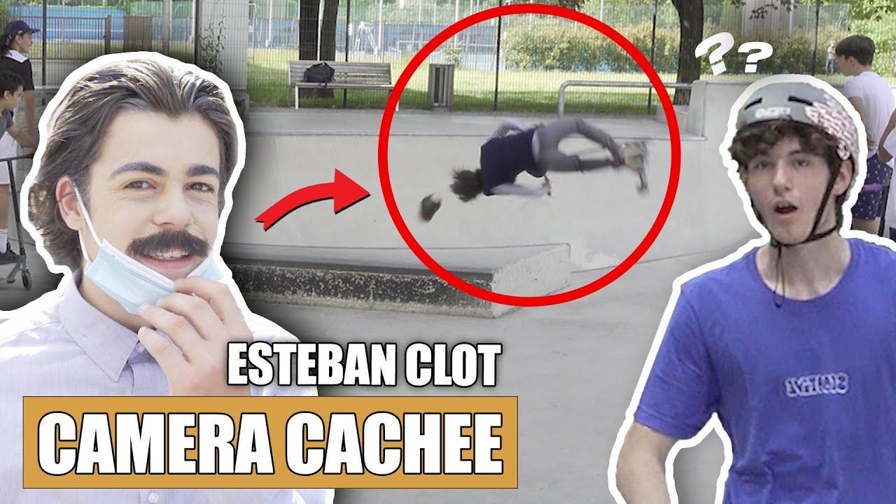 PRANK : on piège un skatepark avec @Esteban Clot !
