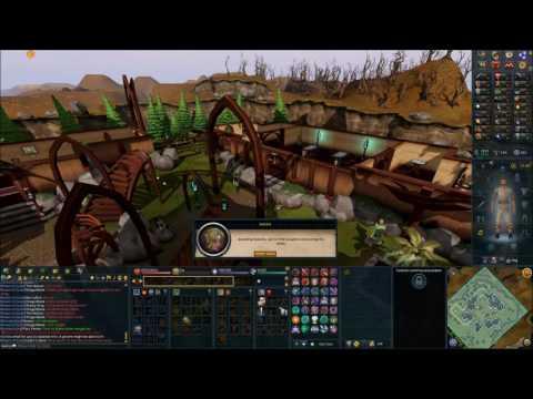 Runescape - The Prisoner of Glouphrie Quest Guide
