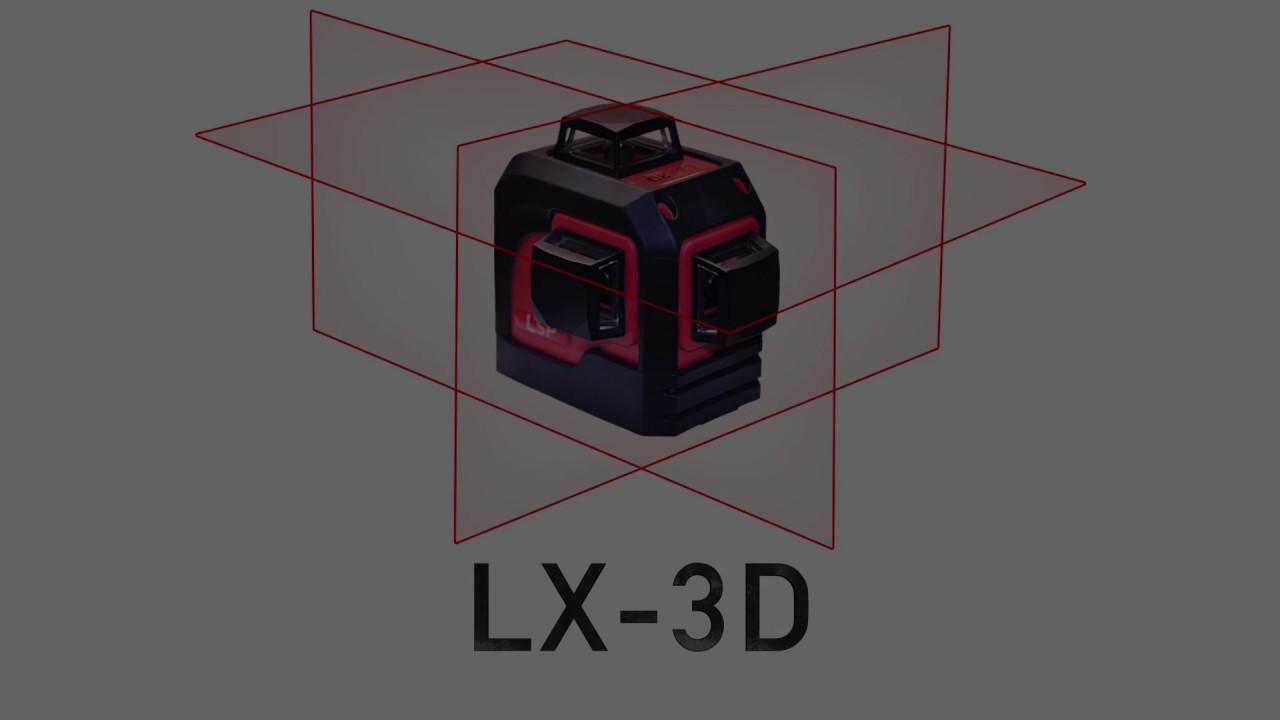 обзор приемника лазерных лучей ADA LR-50 для ARMO 2D/3D - YouTube