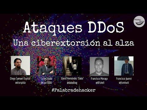 Ataques DDoS ¿por qué es una ciberextorsión al alza?