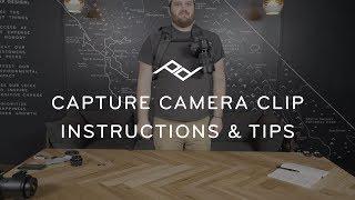 peak Design Capture Camera Clip V3 Review // Christopher Oxley