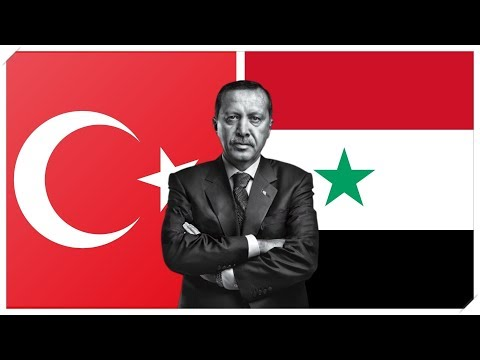How Turkey plans to occupy northern Syria