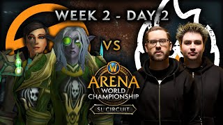 Method​ NA vs OTK | Week 2 Day 2 | AWC SL Circuit