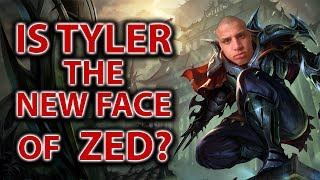 STYLLER1 NEW FACE OF ZED?|TOBIAS FATE WOMBO|QT SMURFING - TOP LoL Series #16