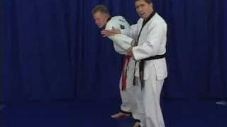 Arm Bar From Escort Position with Alain Burrese