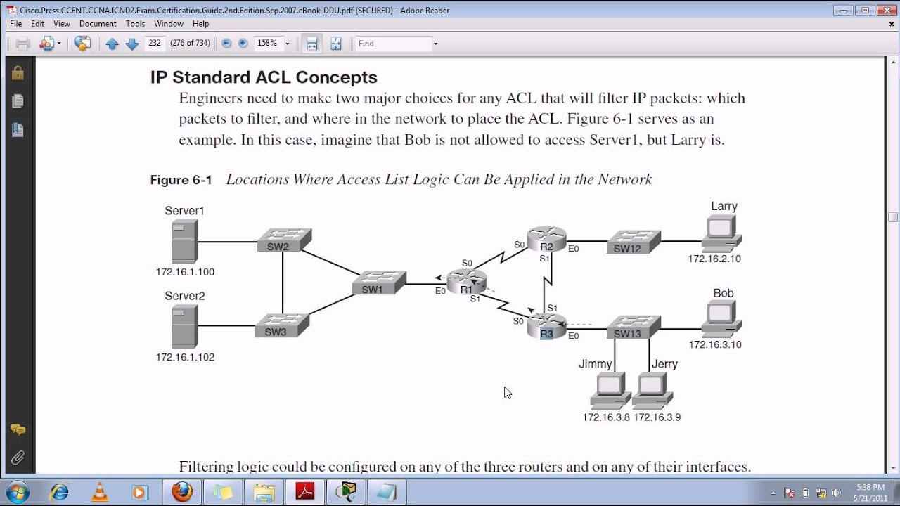 Ccna In Hindi Ip Access Control List Part 1 6 Youtube Case 460 Wiring Diagram
