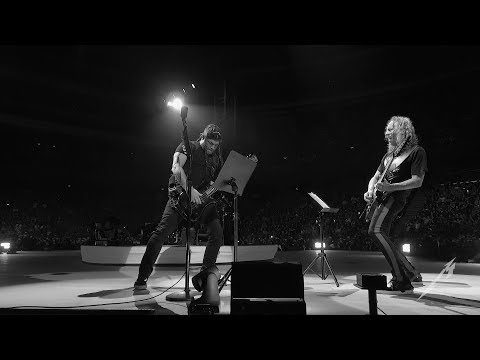 Metallica: The Final Countdown (Rob & Kirk Doodle - Sweden 2018)