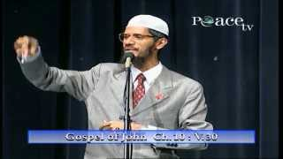 Dr Zakir Naik - Does the Gross Scientific Errors in the Bible Shape of the Earth & it's Rotation?