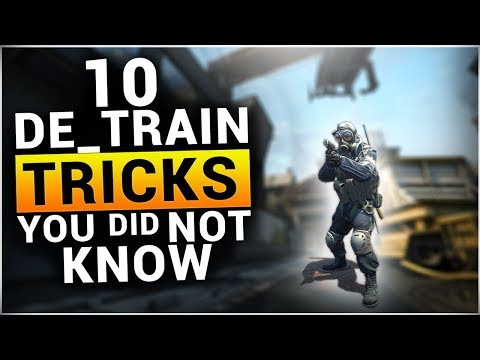 10 TRICKS on DE_TRAIN You Probably Didn't Know