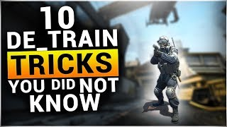 10 TRICKS on DE_TRAIN You Probably Didn't Know thumbnail