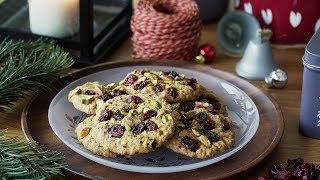 Christmas Surprise Cookie Bites