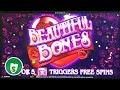 ☠ Beautiful Bones slot machine, bonus