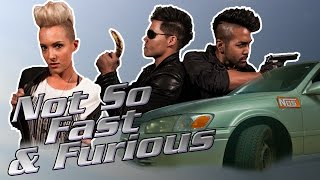 FAST AND FURIOUS PARODY!