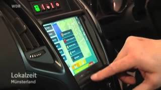 Polizeifahrzeug der Zukunft — IPOMEX 2013