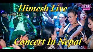 Himesh resmmiya ( bollywood top music director ) live concert in nepal ( karma lounge & bar) 2017