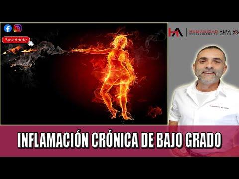 Inflamación Crónica de Bajo Grado ¿Qué es y Cómo Combatirla?
