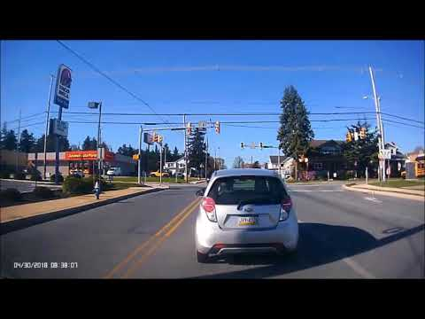 Stupid Drivers Of Chambersburg (Spring 2018 edition)