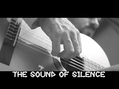 SOUND OF SILENCE - Simon and Garfunkel - fingerstyle guitar cover by soYmartino