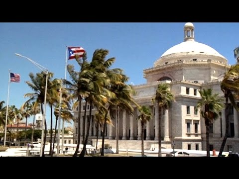 Facing Health Crisis, Puerto Rico Protests Unequal Federal Payments for Medicare, Medicaid
