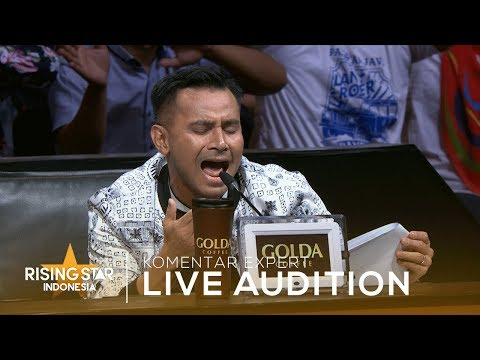 Judika Vs Ariel Bawakan Lagu End Of The Road | Live Audition 6 | Rising Star Indonesia 2019