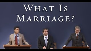 """What is Marriage? Man and Woman: A Defense"" by Sherif Girgis, Ryan Anderson, and Robert George"