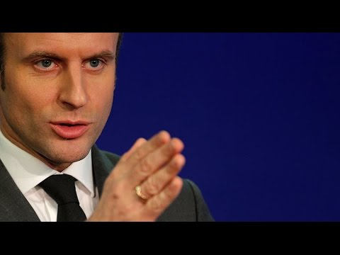 Hackers target Macron campaign! – or not