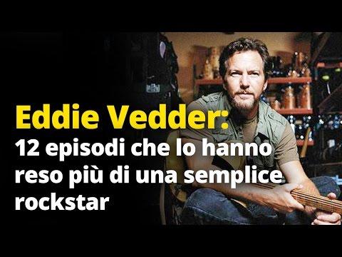 Eddie Vedder, le storie di Rockol: 12 episodi che lo hanno reso più di una semplice rockstar