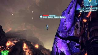 "Game Fails: Borderlands 2 ""Odd place to leave the stairway to heaven"""